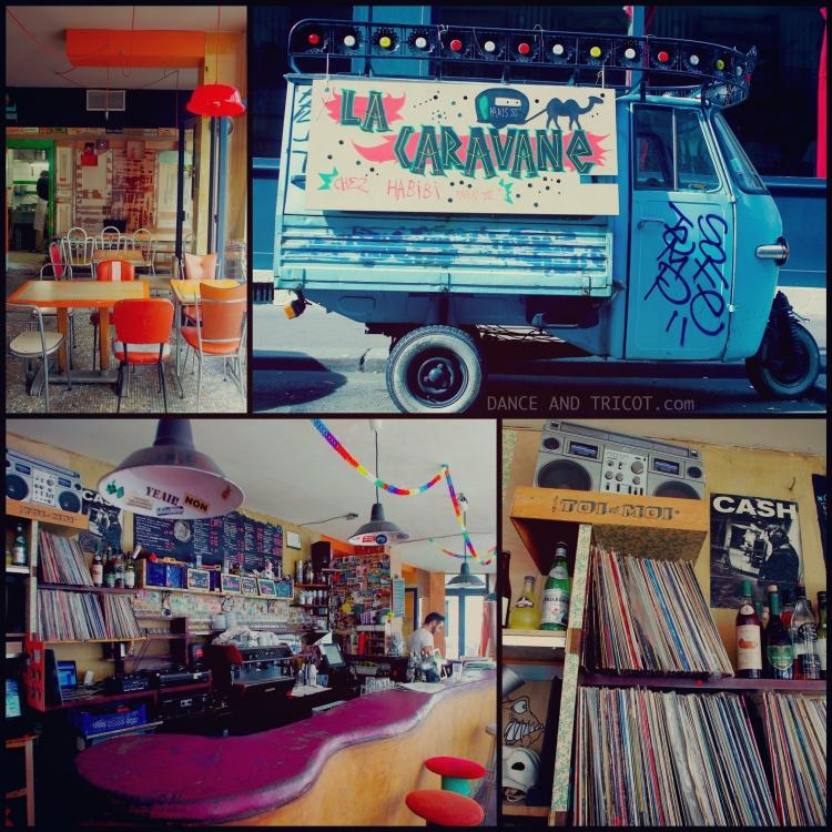 La Caravane bar Paris 11ème