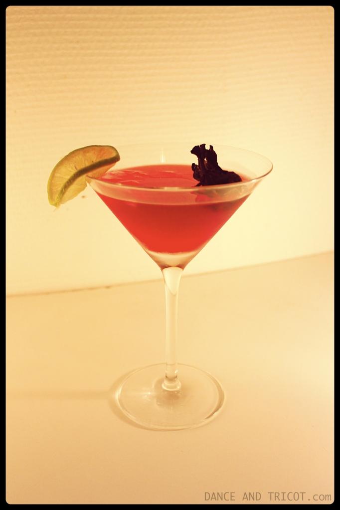 Cocktail Hibiscus