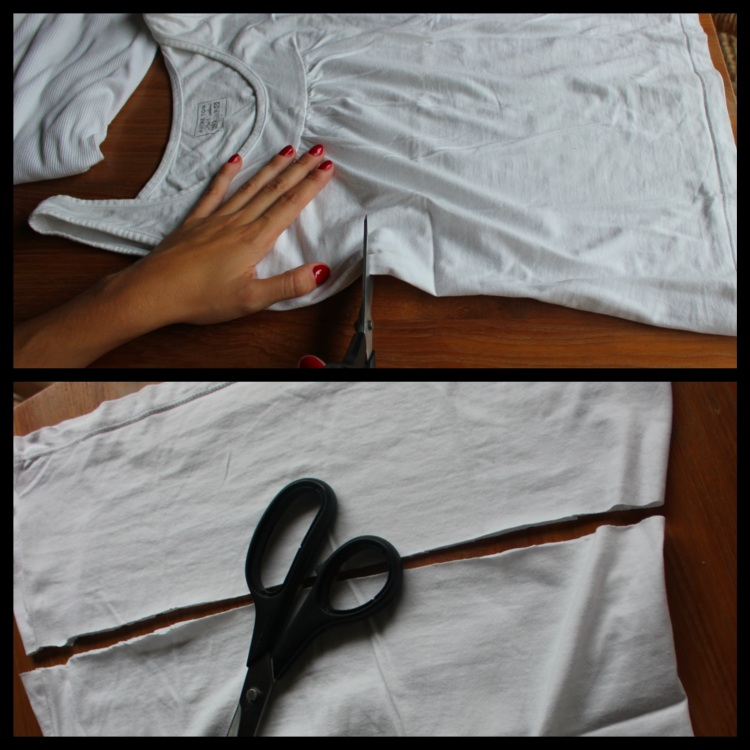 tee shirt franges 2