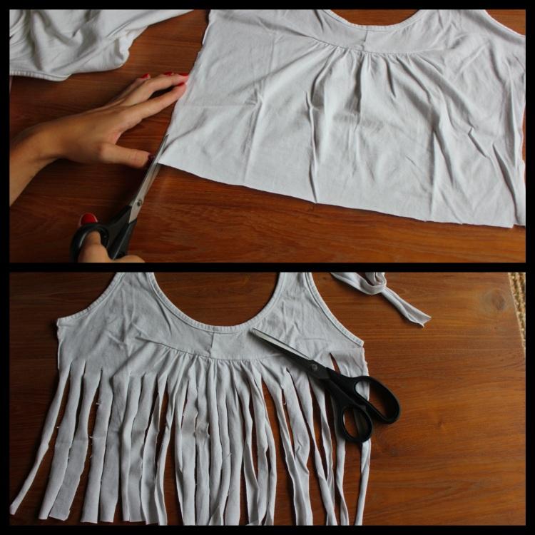 tee shirt franges 4